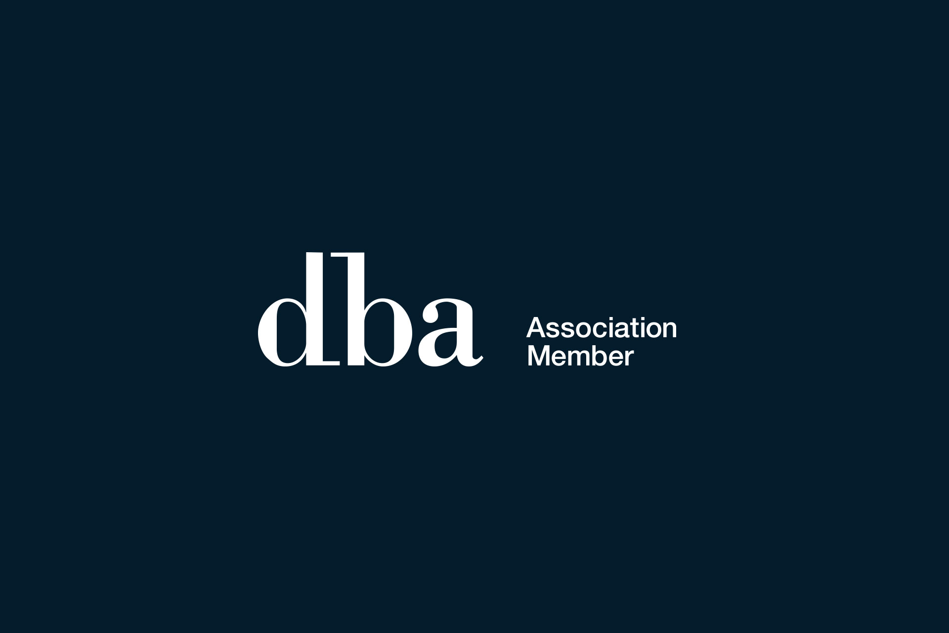 Design Business Association (DBA)