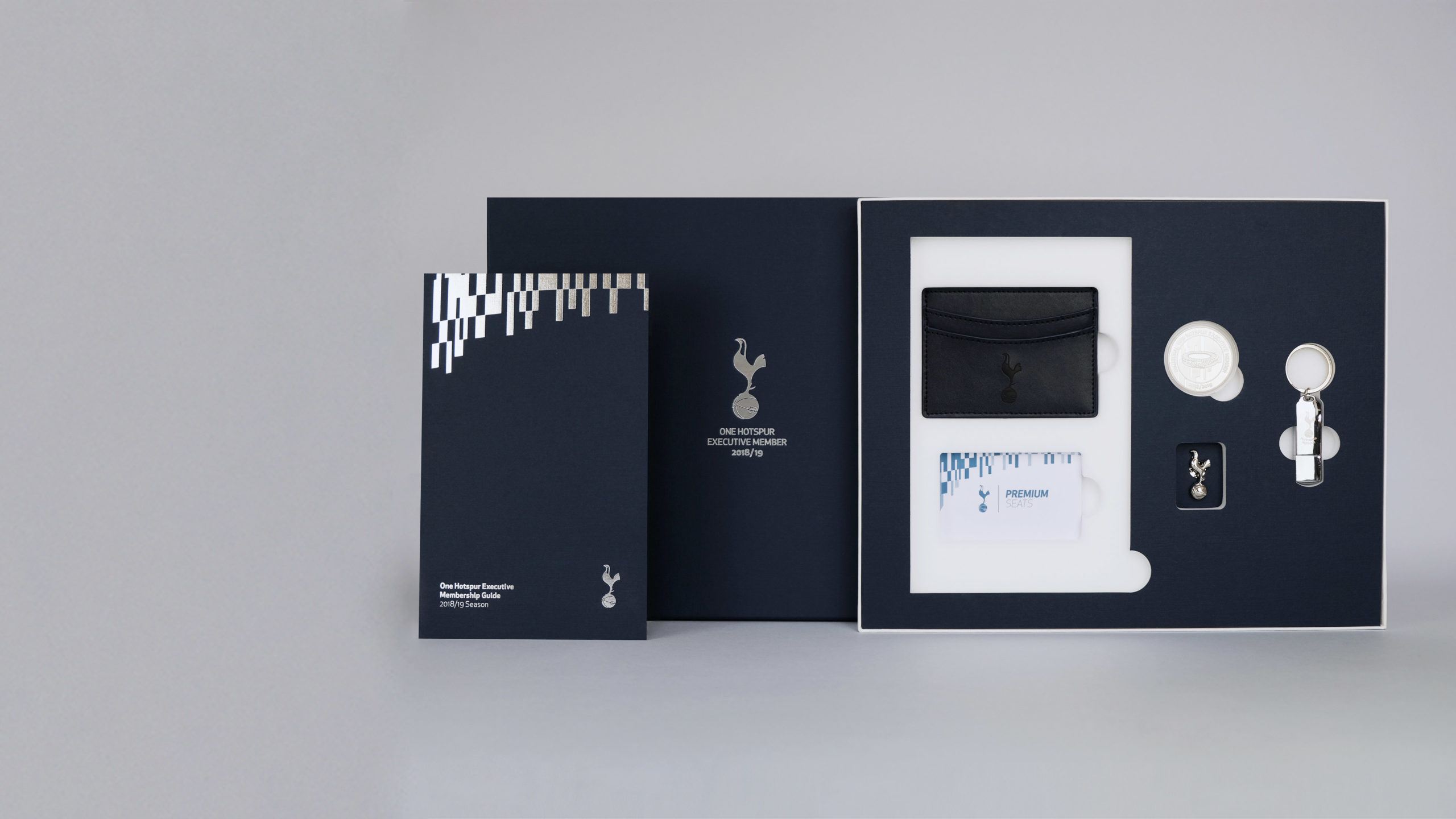 Developing a series of premium membership products for a world-class football club