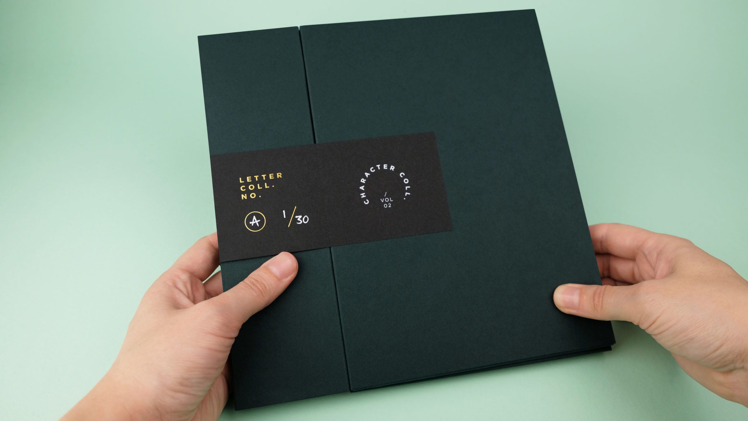 Creating a sustainably-led bespoke stationery gift pack