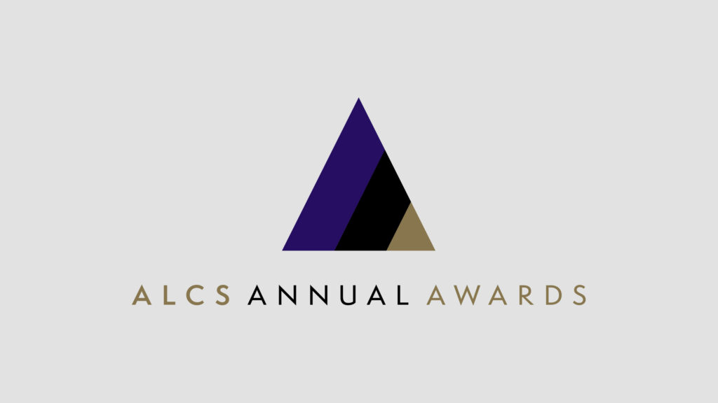 Awards visual identity celebrating excellence in literacy and learning